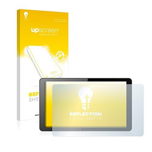 upscreen Entspiegelungs-Schutzfolie kompatibel mit i.onik Global Tab L1001 – Anti-Reflex Bildschirmschutz-Folie Matt