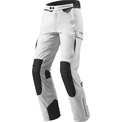 REV'IT SAND Pantalon Femme - 36 - Long, Argent