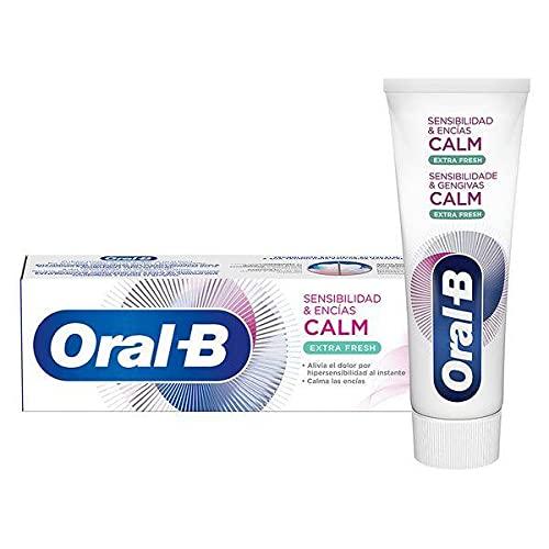 Oral-B Extra Frische Sensibilität und Gum-Ruhe Zahnpasta 75 ml