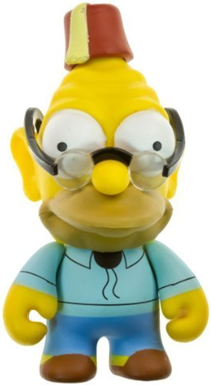 Abe Simpson (Chaser)  The Simpsons x Kidrobot 3  MiniFigure Series  2 by Kidrobot
