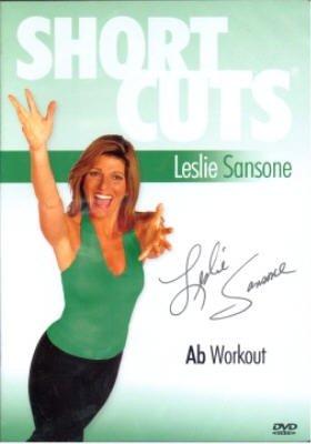 Leslie Sansone Shortcuts Ab Workout Abs DVD