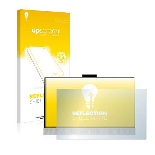 upscreen Entspiegelungs-Schutzfolie kompatibel mit HP 27-dp0400ng – Anti-Reflex Bildschirmschutz-Folie Matt