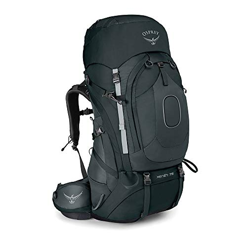 Osprey Xenith 75 Men's Backpacking Pack - Tektite Grey (MD)