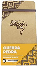 Tea has naturally smooth taste and used in ayurvedic practices in India Used for liver and kidney support Use only well-identified botanical material from sustainable sources Made from a small plant, named quebra Pedra Tea has an aromatic, pleasant f...