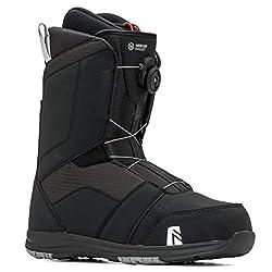 professional 2019 Floranger Bore Snowboard Boots-Men's Black 12