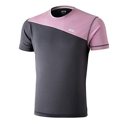 42K RUNNING - Camiseta técnica 42K Atria para Hombre Shark Grey XL