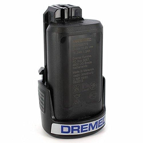 Dremel 875 Akku, 10,8V 1,3Ah Lithium-Ionen Akku als Ersatzakku für Multifunktionswerkzeug Dremel 8200