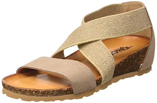 IGI&Co Sandalo Donna DSM 51981, Sandalias con Punta Abierta para Mujer
