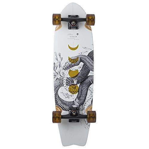 Arbor Skateboard Cruiser - Sizzler Bamboo 77,5 cm - Artist Zoe Keller