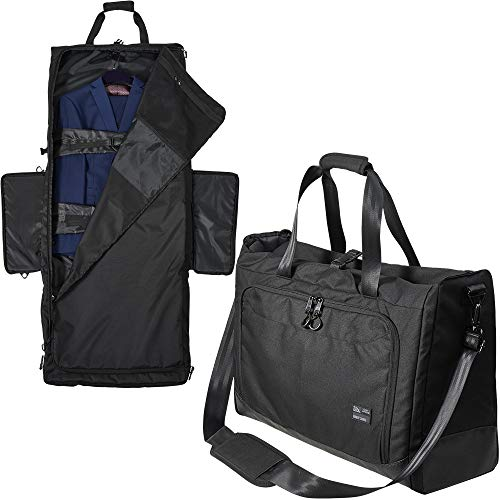 Cabin Max Suit Carrier | Hand Luggage Suit Bag I Garment Carrier Holdall and Shoulder Strap I 55x40x20cm Travel Garment Luggage
