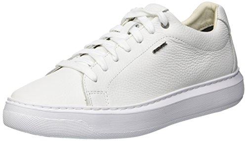 Geox Herren U DEIVEN B Sneaker, Weiß (White C1000), 43 EU