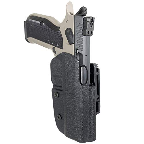 Black Scorpion Gear Pro IDPA Competition Holster fits CZ Shadow 2