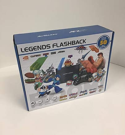 At Games Legends Flashback Boom!