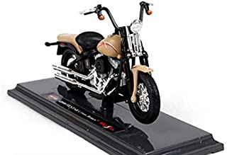 マイスト 1/18 ハーレー ダビッドソン 2008 FLSTB クロスボーンズ Maisto 1/18 Harley Davidson 2008 Harley FLSTSB Cross Bones オートバイ Motorcycle バイク B...