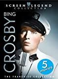if the musical merchandise - Bing Crosby: Screen Legend Collection (Double or Nothing / East Side of Heaven / Here Come the Waves / If I Had My Way / Waikiki Wedding)