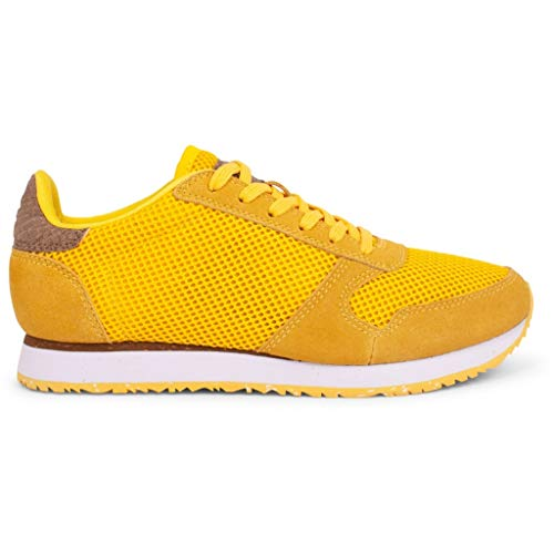 Woden Sneakers Ydun Mesh NSC 40, 607 Super Lemon