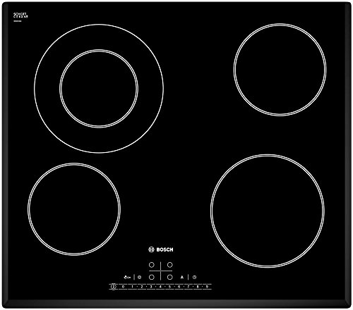 Bosch PKF651F17E Plaques de cuisson/vitrocéramiques,...