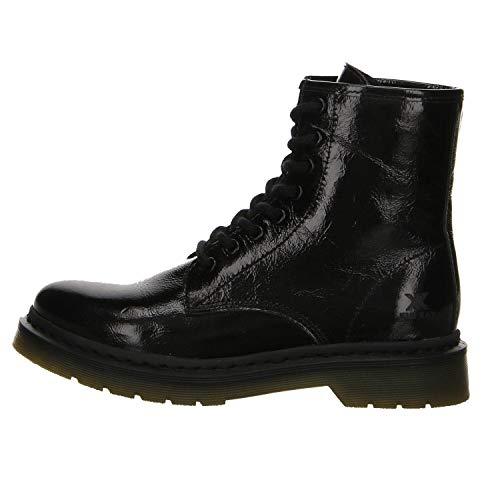 Salamander Damen Boots schwarz Gr. 40