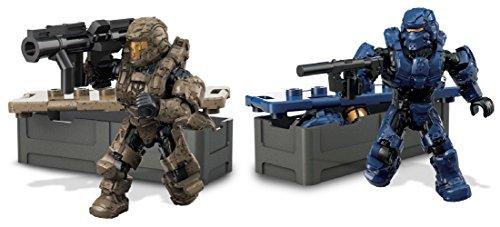 Mega Bloks Halo Spartan Armor Customizer Pack segunda mano  Se entrega en toda España