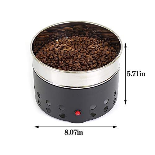 Why Should You Buy SEAAN Coffee Bean Cooler Coffee Roaster Coffee Bean Cooler for Home Cafe Roasting