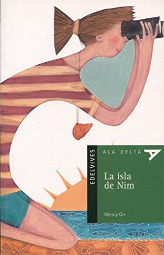 La isla de Nim: 9 (Ala Delta - Serie verde)