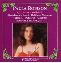 Bizet Arr.Borne Fantasie Brillante Sur Carmen. Gaubert Sonate. Dutilleux Sonatine. Taffane