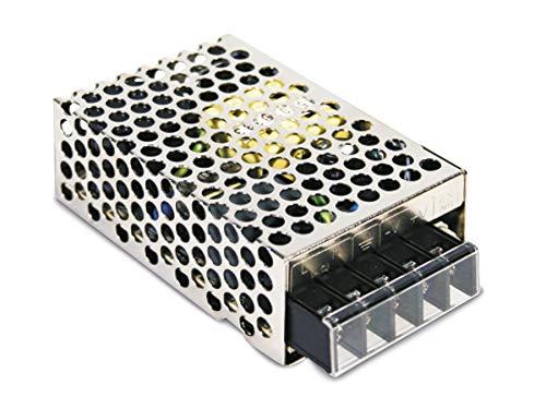 Alimentatore LED 26,4 W 24 V 1,1 A ; MeanWell, RS-25-24