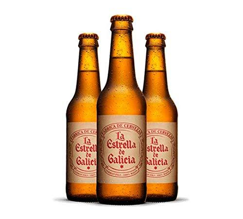 Copas De Cerveza Estrella Damm Marca LA ESTRELLA DE GALICIA