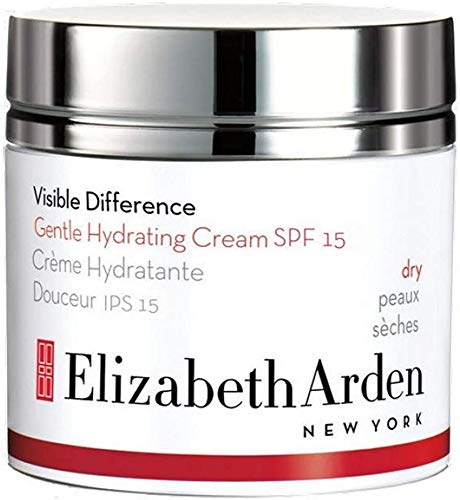 Elizabeth Arden Visible Difference MOISTURIZING Eye Cream 15ML Unisex Adulto, Negro, Único