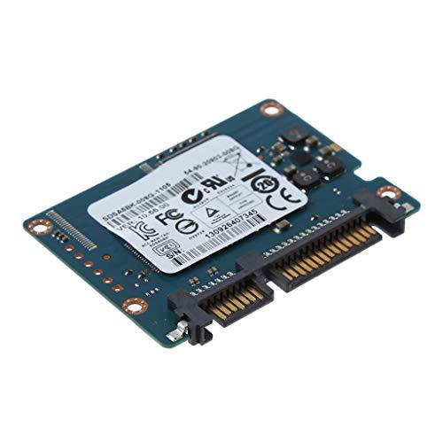 Yintiod 8 GB internes SATA-Modul SSD H-P M500 M551 Halbflaches Solid-State-Festplattenlaufwerk für Laptop-PCs und Notebooks