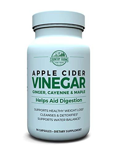 Country Farms Apple Cider Vinegar Pills