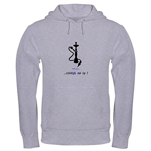 CafePress Camishisha für T-Shirt Sweatshirt Gr. L, grau meliert