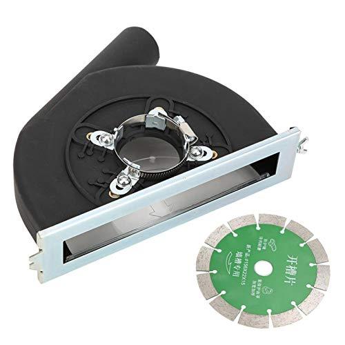 Campana de corte de molinillo, colector de cubierta de polvo duradera con precisión, resistente para talleres domésticos, uso profesional, uso general