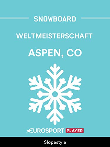 Snowboard: Weltmeisterschaft in Aspen, CO (USA)