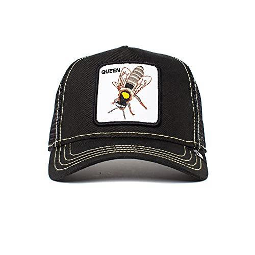 Gorra trucker negra abeja Queen Bee de Goorin Bros. - Negro,...