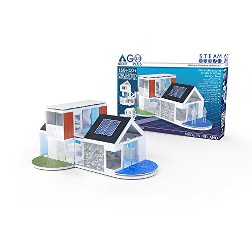 Arckit Go Plus Modelo Escala, Color Blanco (A10043)