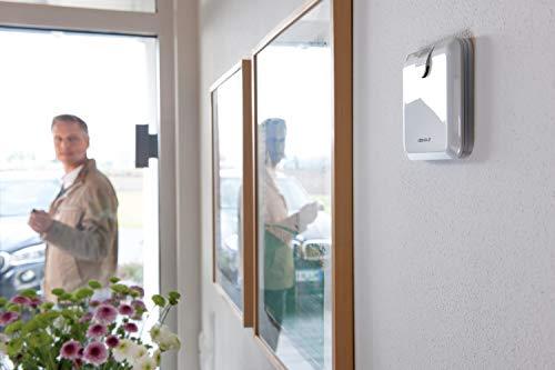 devolo Home Control Wassermelder-Paket (Smarthome Einsteigerpaket, Z-Wave, Haussteuerung per iOS/Android App, einfache Installation, enthält: Zentrale, Alarmsirene und Wassermelder) weiß - 4