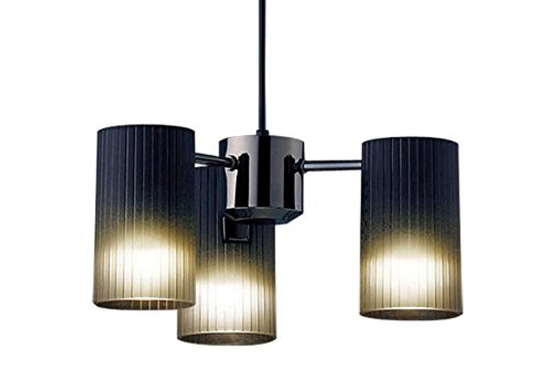 Panasonic LED シャンデリア 直付吊下型 40形 ×3 電球色 LGB19361K