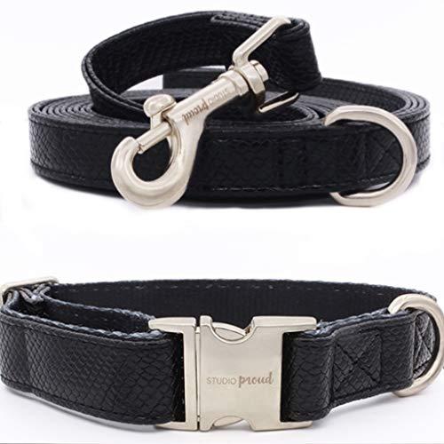 Studio Proud – Collare per cani e guinzaglio – disponibile in diversi design e materiali, adatto al vostro stile cane.