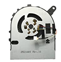 CPU冷却ファン- Xingxiangzi Original CPU Cooling Fan for DELL Ins 7460 7560 V5468 V5568 7472 P74G 7572 P61F (Inspiron 7472 P74G)
