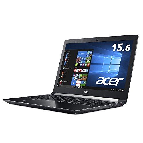 Acer Aspire7 A715-71G-A58H/K (Core i5-7300HQ /8GB/128G SSD+1TB HDD/ドライブなし/15.6/Windows10/APなし)