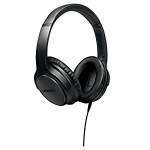 Bose SoundTrue around-ear headphones II - Apple devices, Charcoal