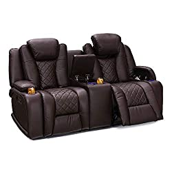 Best Reclining Sofa with Fold Down Console