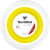 テクニファイバー(Tecnifibre) 硬式テニス ガット エイチデーエムエックス 200mロール イエロー 1.25mm TFR305