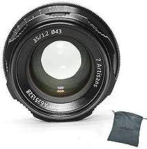7artisans 35mm F1.2 APS-C Manual Focus Lens Compatible...