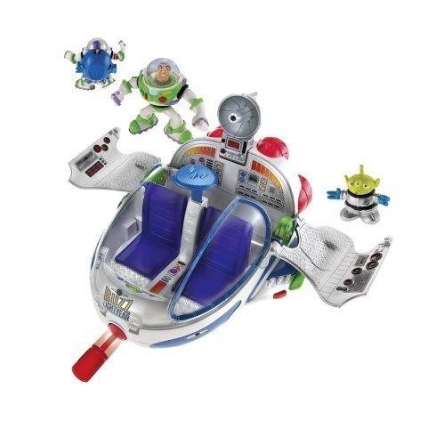 Toy Story y más allá de los episodios perdidos: Aventura de nave espacial intergaláctica de Buzz Lightyear