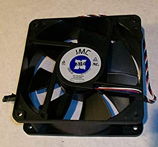 JullyCAnnice 6000RPM DC12V 1.85A Miner Cooling Fan 5-Pin Connector Brushless Replacement Cooler for Antminer Bitmain S7 S9 Easy Installation