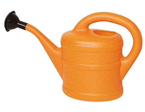 Geli Kunststoff-Gießkanne 2 L, orange, 70200232