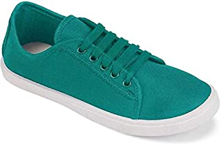 Camfoot-5006 Green Exclusive Range of Loafers Sneakers Shoes for Women