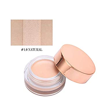 Eyeshadow Primer Cream Nude Matte Eye Primer for Crease-Free Eyeshadow and Makeup Looks Eye Lid Smudgeproof Non Crease Durable Waterproof Base Primer Lasts All Day